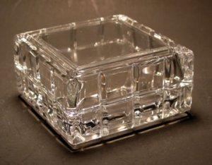 Amboise Crystal Trinket Box